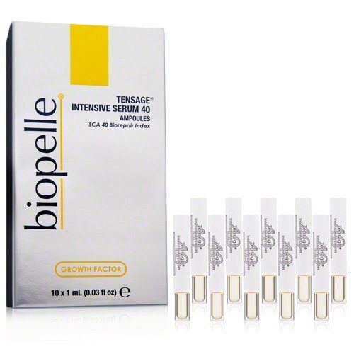 Biopelle Tensage Intensive Serum 40 (SCA 40 Biorepair Index)