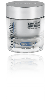 Biopelle Exfoliating Heel Cream (30% Glycolic Acid)