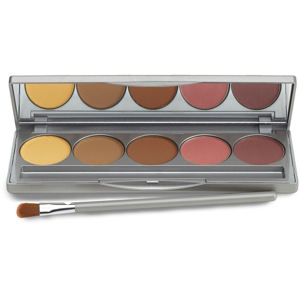 Colorescience Mineral Corrector Palette tan to deep