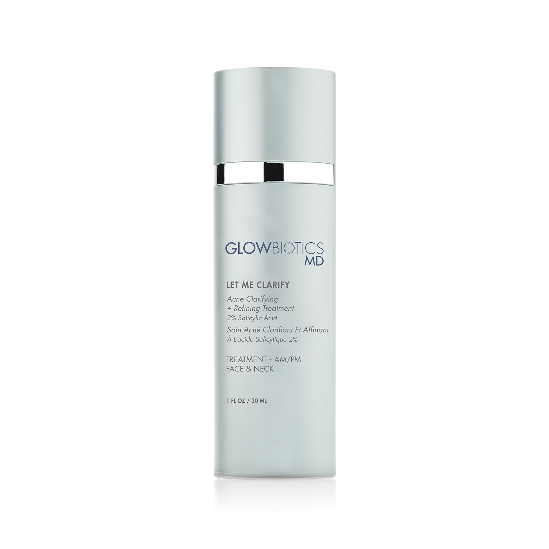 Glowbiotics LET ME CLARIFY Acne Clarifying + Refining Treatment