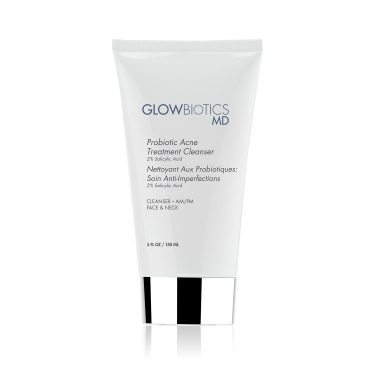 Glowbiotics Probiotic Acne Treatment Cleanser