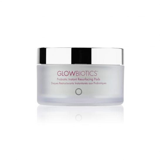 Glowbiotics Probiotic Instant Resurfacing Pads