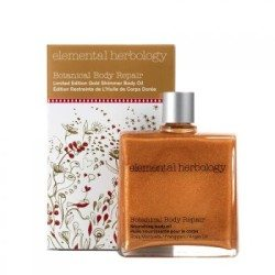 Elemental Herbology Botanical Body Repair Oil - Limited Edition Gold Shimmer