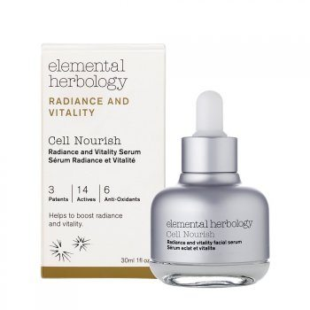 Elemental Herbology Cell Nourish Radiance and Vitality Serum