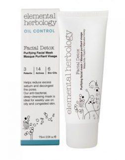 Elemental Herbology Facial Detox Purifying Facial Mask