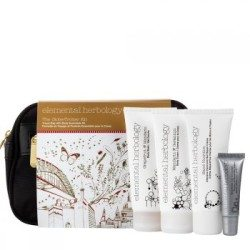 Elemental Herbology The Globe-Trotter Kit Travel Bag with Body Essentials Kit