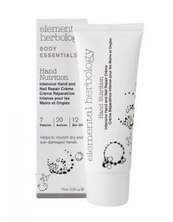 Elemental Herbology Hand Nutrition Intensive Hand & Nail Repair Cream