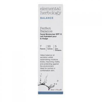 Elemental Herbology Perfect Balance Facial Moisturiser