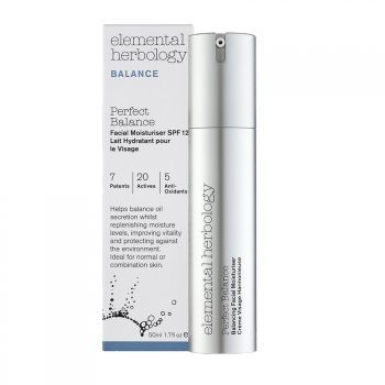 Elemental Herbology Perfect Balance Facial Moisturiser