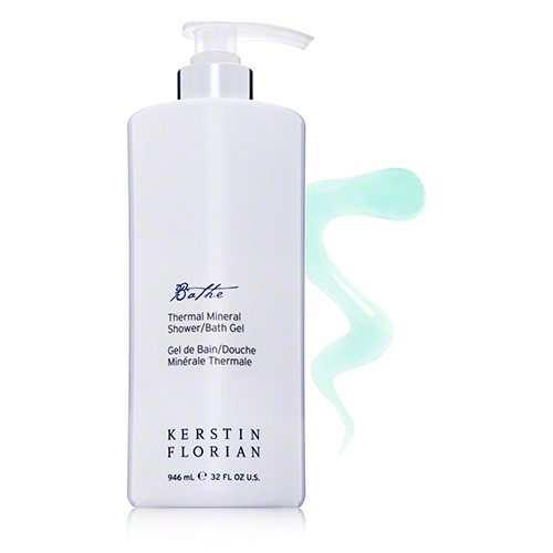 Kerstin Florian Thermal Mineral Shower/Bath Gel 32 oz