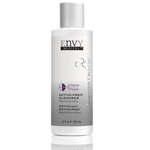 LumixyL Active-Prep Gentle Foaming Cleanser