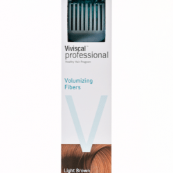 Viviscal Volumizing Fibers Light Brown