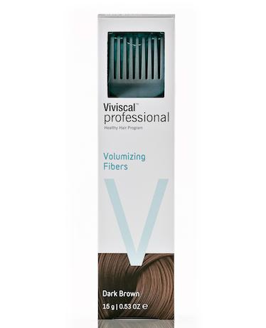 Viviscal Volumizing Fibers Dark Brown