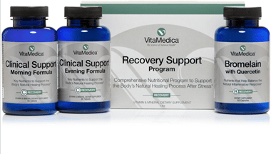 VitaMedica Recovery Support Program + Arnica