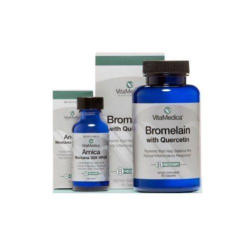 VitaMedica Arnica Montana 30X + Bromelain