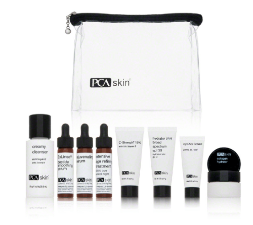 PCA SKIN The Age Control Dry Skin Solution Kit