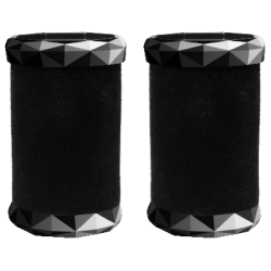 T3 Hot Rollers 2pk, 1.5 inch