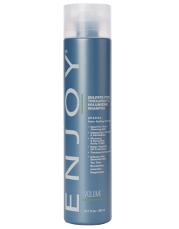 Enjoy Volume Therapeutic Volumizing Shampoo