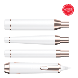 T3 Whirl Trio interchangeable barrel styling wand