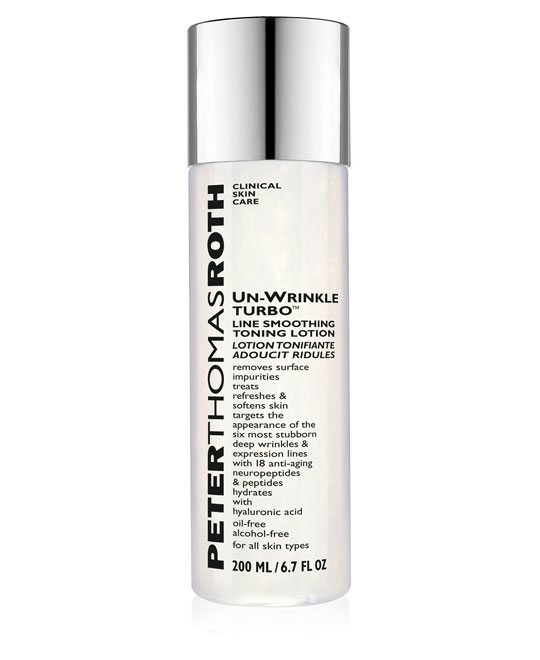Peter Thomas Roth Un-Wrinkle Turbo Line Smoothing Toning Lotion