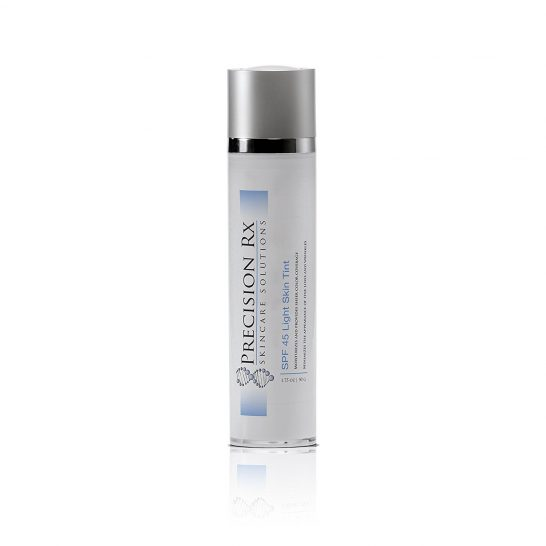 Precision Skin RX SPF 45 Light Skin Tint