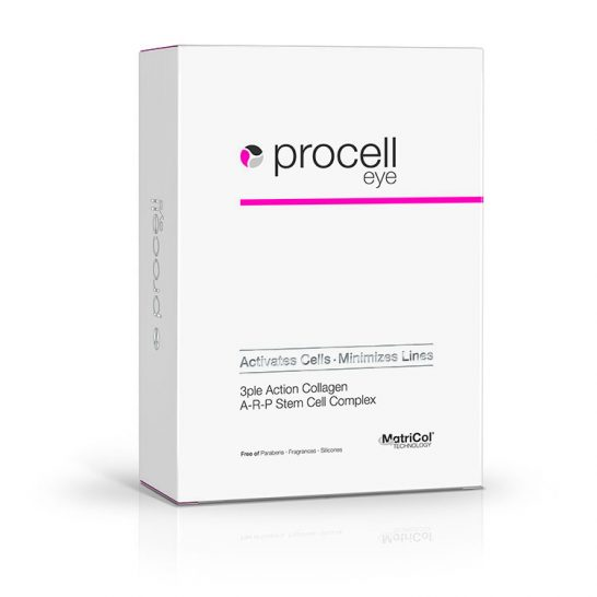 MedSkin Solutions TwinPack Procell Eye