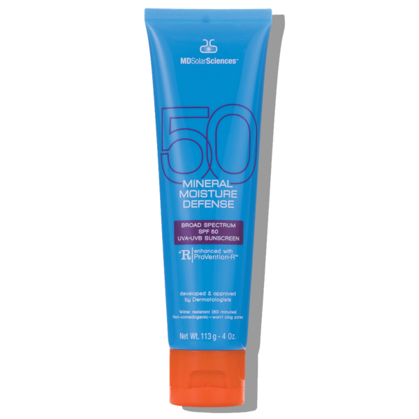 MDSolarSciences Mineral Moisture Defense SPF 50 for body