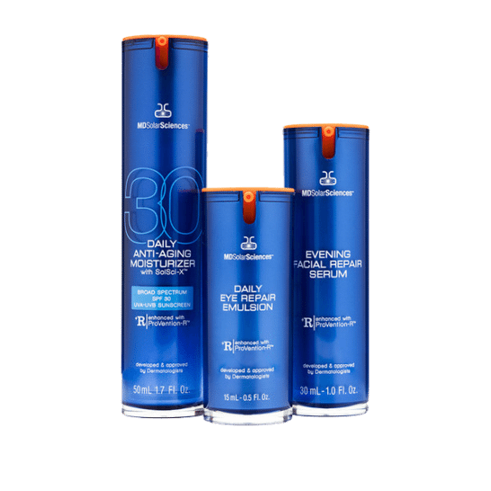 MDSolarSciences Sun Repair Trio