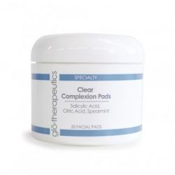 Glo-therapeutics Clear Complexion Pads