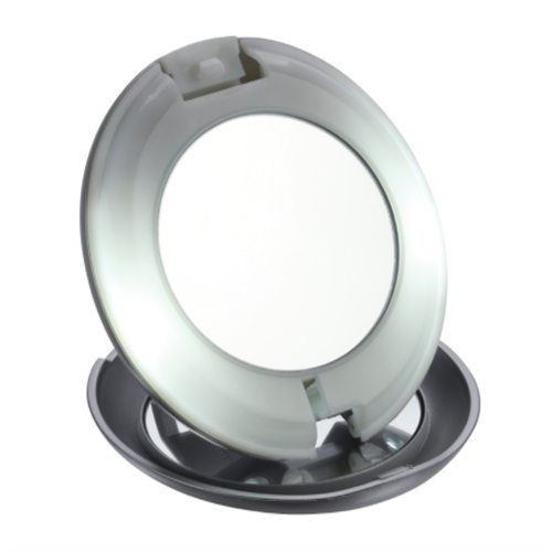 Tweezerman LED Compact 10x Mirror