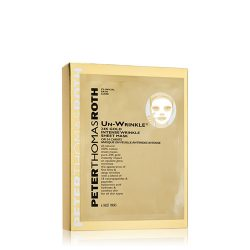 Peter Thomas Roth 24K Gold Unwrinkle Sheet Mask