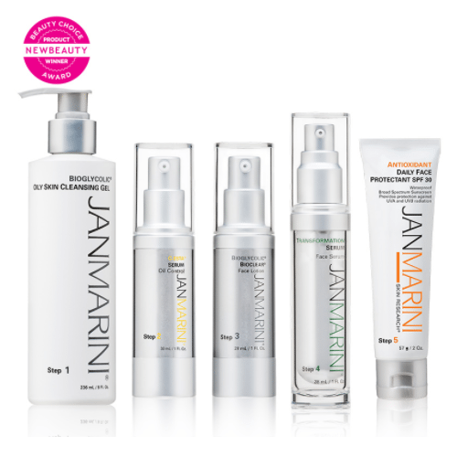 Jan Marini Oily Skin Care Management System