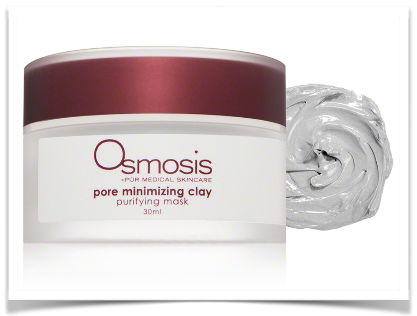 Osmosis Pore Minimizing Clay Purifying Mask