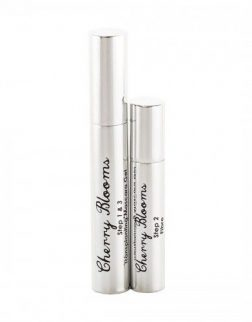 Cherry Blooms Eyelash Extensions - Brush on Fiber Lashes