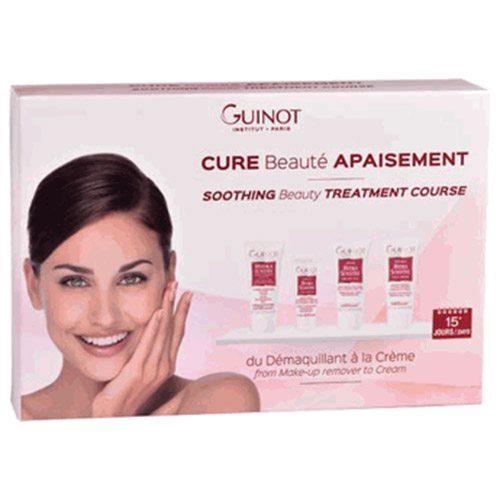 Guinot Soothing Skin Care Program