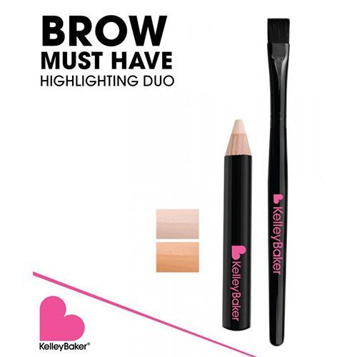 Kelley Baker Brows Must Have Highlighting Duo