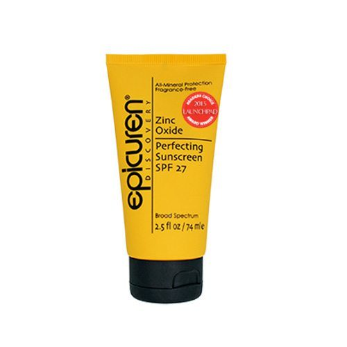 Epicuren Zinc Oxide Perfecting Sunscreen SPF 27