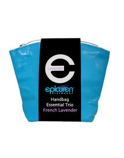 Epicuren Handbag Essential Trio Kit- French Lavender