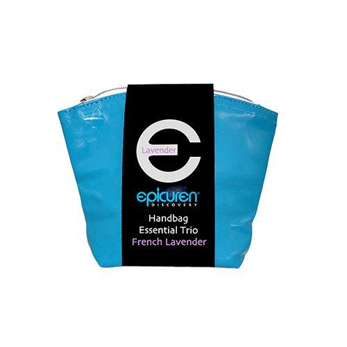 Epicuren Handbag Essential Trio Kit- French Lavender