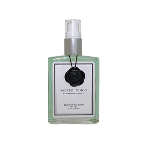Epicuren Sacred Indigo | An Exquisite Body Oil