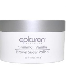 Epicuren Cinnamon Vanilla Brown Sugar Polish