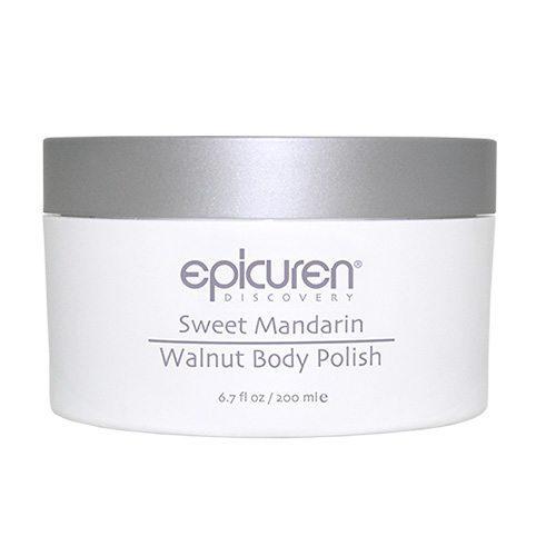 Epicuren Sweet Mandarin Walnut Body Polish