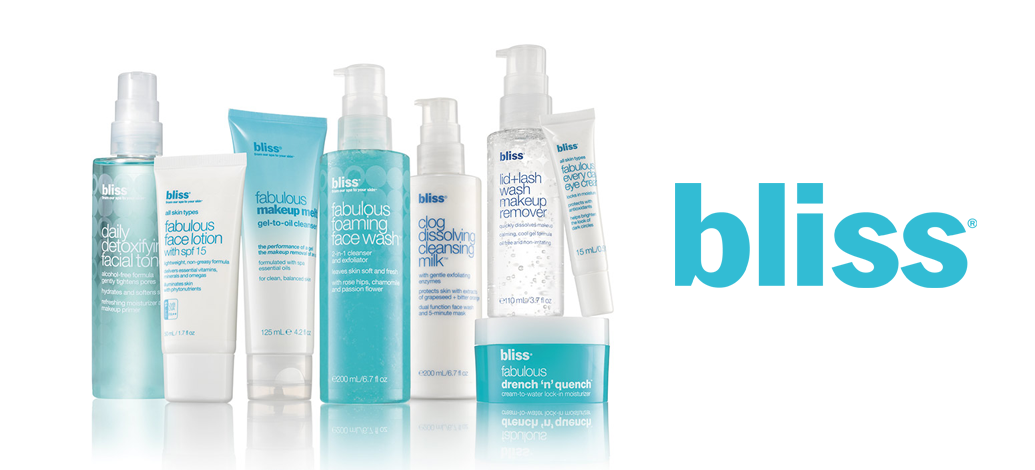 bliss Skin Care & Body Products