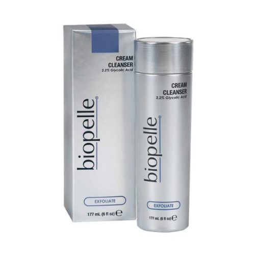 Biopelle Cream Cleanser (2.2% Glycolic Acid)