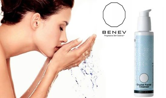 Benev Crystal Cleanser