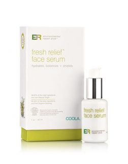Coola ER+ Fresh Relief Face Serum