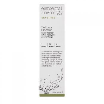 Elemental Herbology Delicate Cleanse Facial Cleanser