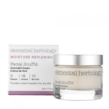 Elemental Herbology Facial Soufflé Overnight Creme