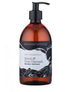 Elemental Herbology Neroli & Rose Body Wash