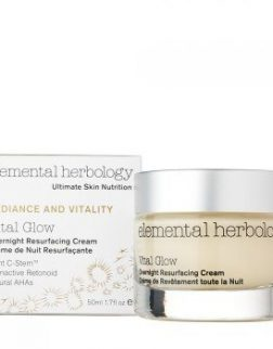 Elemental Herbology Vital Glow Overnight Resurfacing Cream